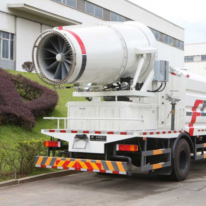 Multi-functional Dust Suppression Equipment Ordered by Mexican Client was Delivered in Ten Days