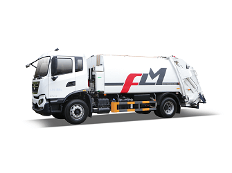Compression Refuse Collector - FLM5180ZYSDF6K