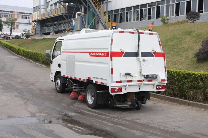 BEV Sweeper Truck – FLM5040TSLNJBEV