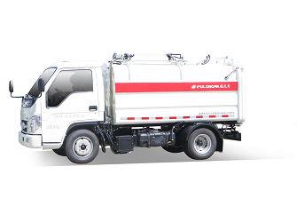 Self-loading Garbage Truck - FLM5030ZZZFS6