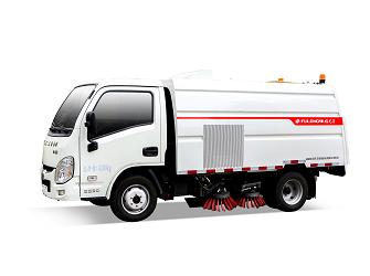 BEV Sweeper Truck - FLM5040TSLNJBEV
