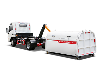 BEV Detachable Container Garbage Collector - FLM5040ZXXNJBEV