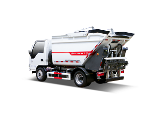Self-loading Garbage Truck - FLM5040ZZZJQ6H