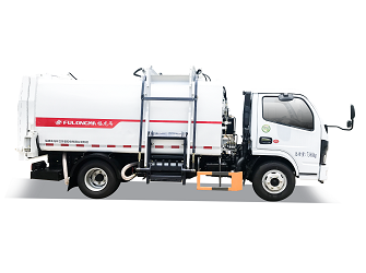 Self-loading Garbage Truck - FLM5070ZZZDG6