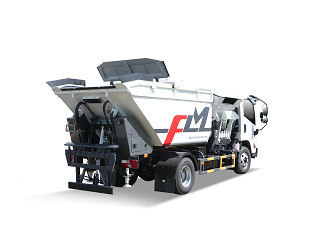 Self-loading Garbage Truck - FLM5080ZZZJL6F