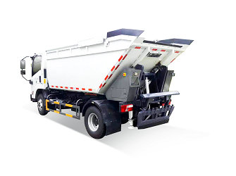 Self-loading Garbage Truck - FLM5080ZZZJL6H
