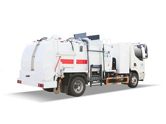 BEV Kitchen Garbage Truck - FLM5120TCADLBEV