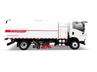 BEV Sweeper Truck - FLM5120TSLDTBEV