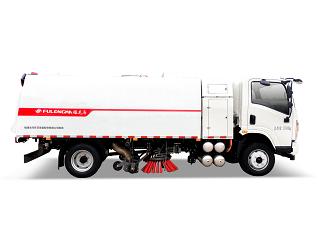 BEV Cleaning Sweeper Truck - FLM5120TXSDTBEVL