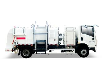 BEV Self-loading Garbage Truck - FLM5120ZZZDTBEV