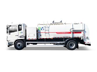 BEV Kitchen Garbage Truck - FLM5180TCADFBEV