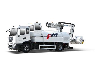 Clear Wall Tanker - FLM5180TXQDF6