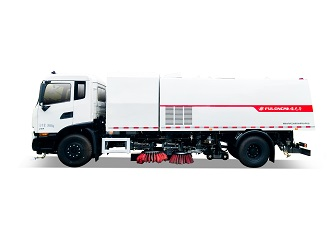 Cleaning Sweeper Truck - FLM5180TXSDF6NGS
