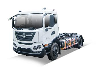 Natural Gas Hook-lift Garbage Truck - FLM5180ZXXDF6NG