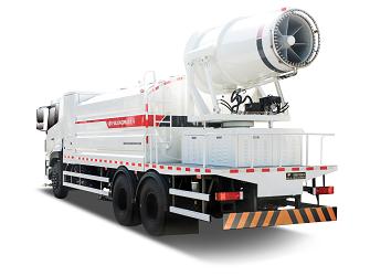 BEV Multi-functional Dust Suppression Truck - FLM5250TDYDFBEV