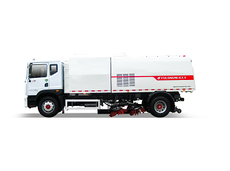 Sweeper Truck - FLM5180TSLDG6NG