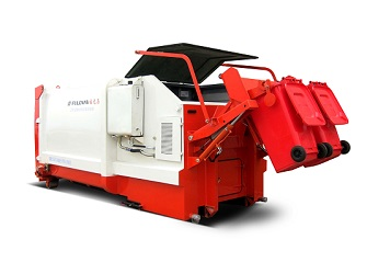 Movable Refuse Compactor - ZTX09