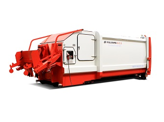 Movable Refuse Compactor - ZTX16