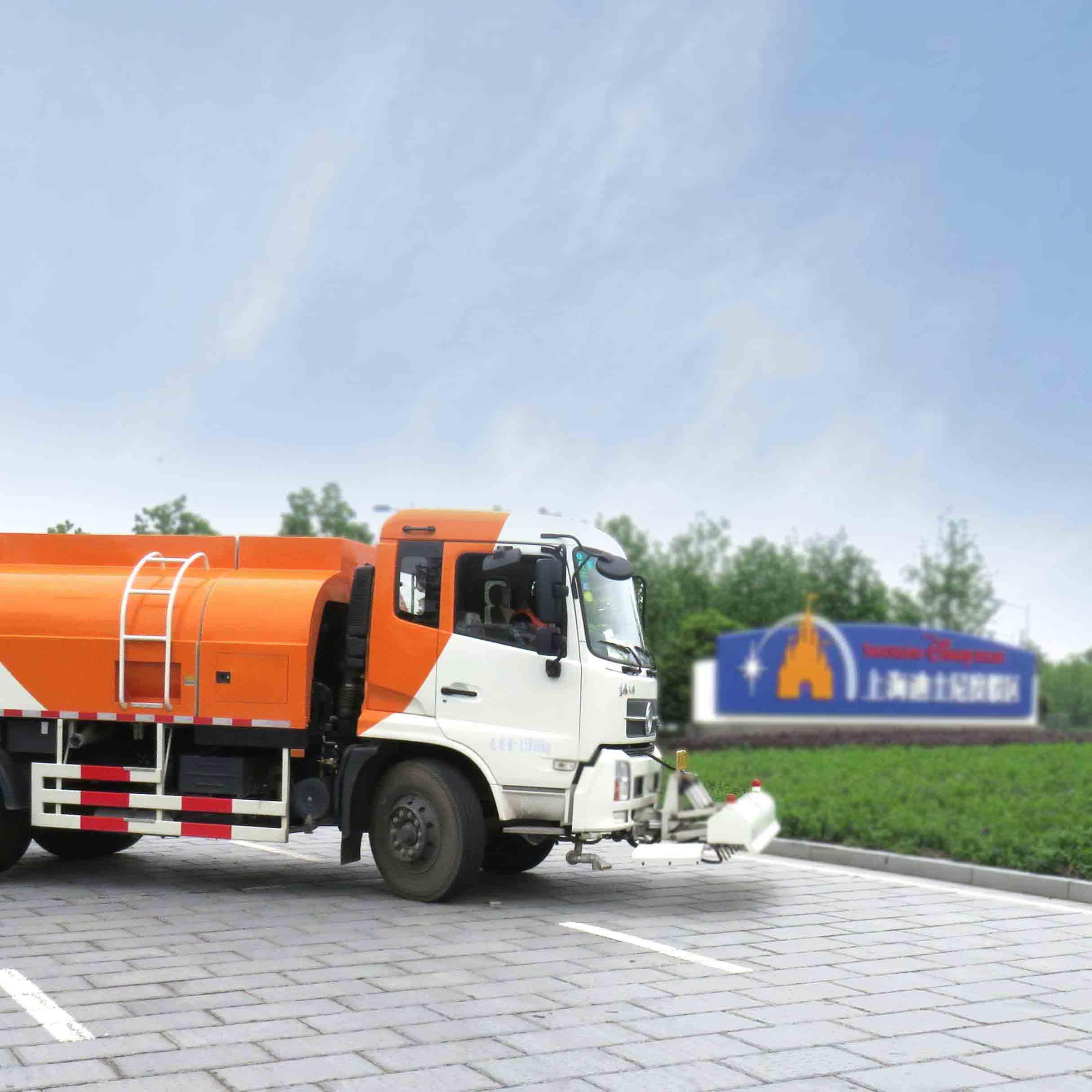 FULONGMA Donates Anti-epidemic Materials to Shanghai International Resort