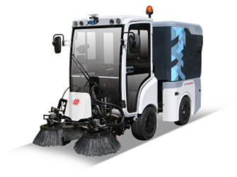 BEV Sweeper Truck - FLMSD18