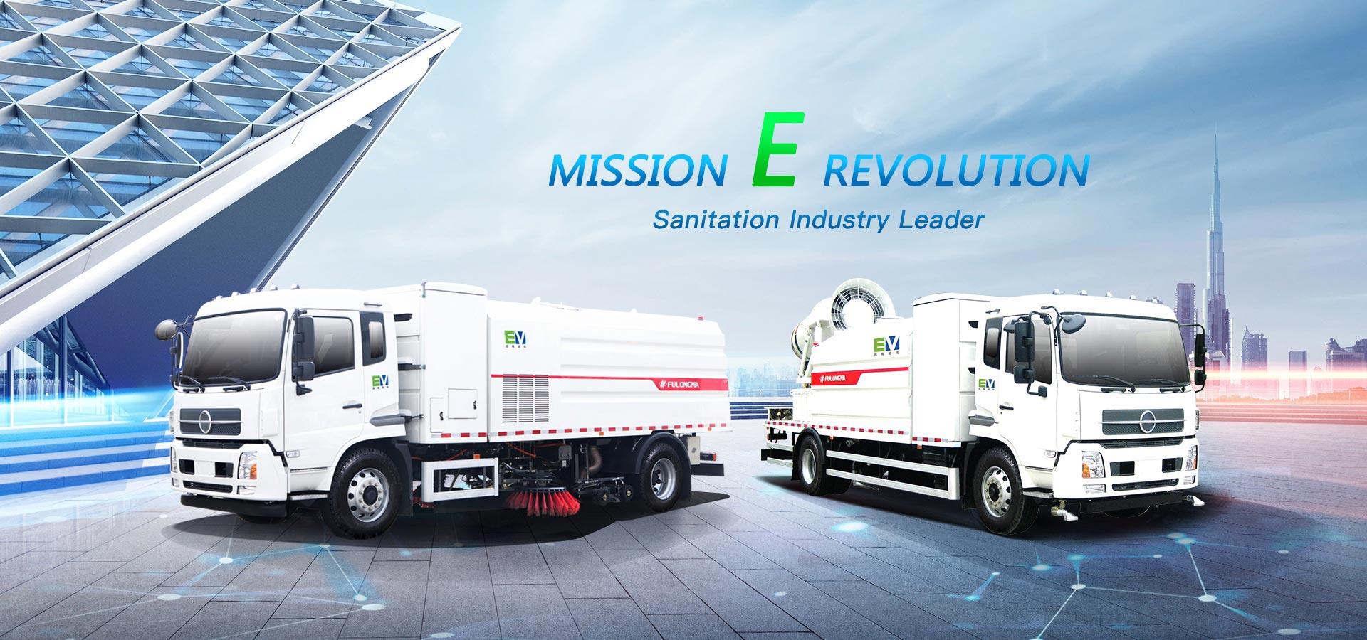 Mission E Revolution