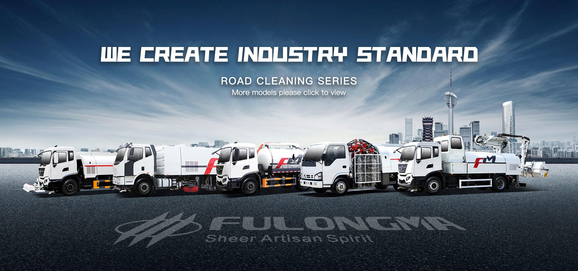 We Create Industry Standard