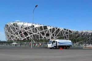 Beijing Olympics and Paralympics