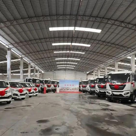 FULONGMA Completed the Delivery of Tens of Millions of Sanitation Equipment, Helping Foshan Win the