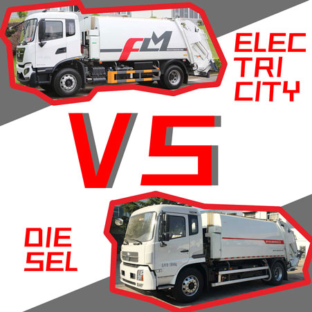New Energy Sanitation vehicle VS. Traditional Fuel Sanitation Vehicle—Economic Analysis