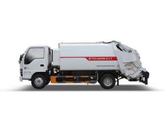 Garbage Compactor Truck - FLM5070ZYSQL6