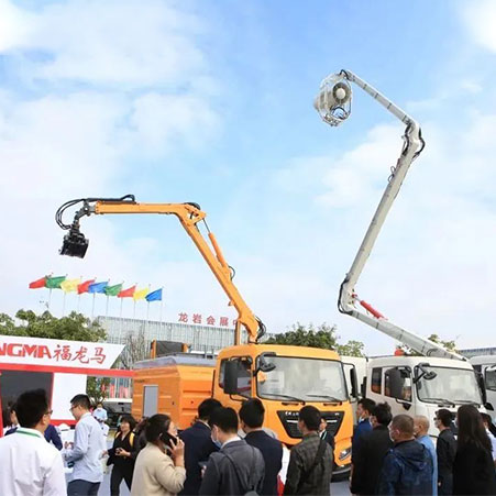 The 11th Cross-Strait Machinery Industry Expo and the 13th China Longyan Investment Project Fair
