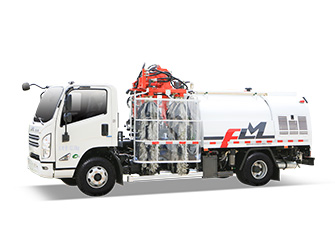 Double-sided Guardrail Cleaning Truck - FLM5080GQXJL6H