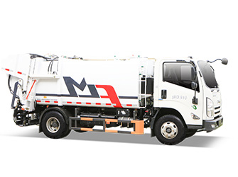 High-performance Sealed Wet Waste Compactor Truck - FLM5080TCAJL6H