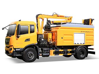 Waste Crushing Truck - FLM5180TWFDF6