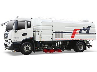High-efficiency Street Washing & Sweeping Truck - FLM5181TXSDF6S
