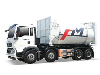 Hook-lift Garbage Truck - FLM5311ZXXZJ6
