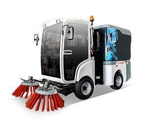 Diesel Sweeper Truck - FLMSY18A