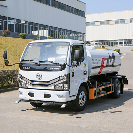 What is a sprinkler truck? FULONGMA Sprinkler truck Introduction