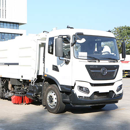 What is a sweeper truck? FULONGMA sweeper truck detailed introduction