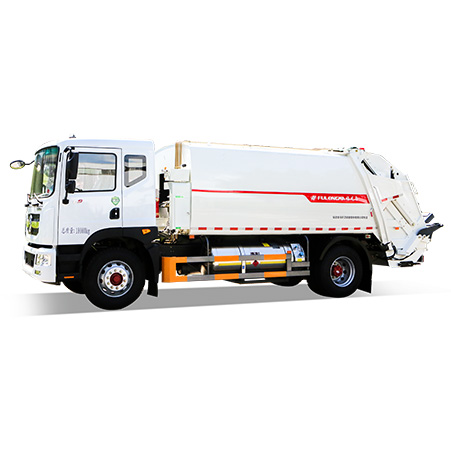 Introduction to the features of FULONGMA compression garbage truck