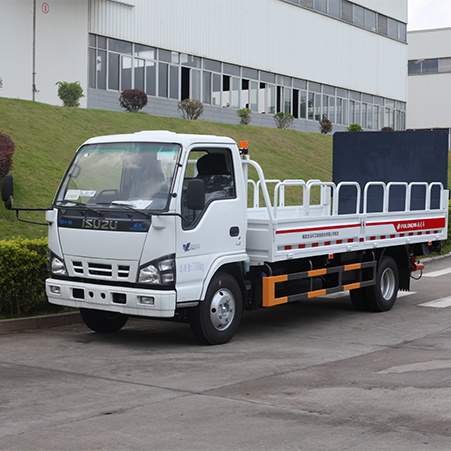 Introduction to the advantages and characteristics of FULONGMA garbage bin carrier