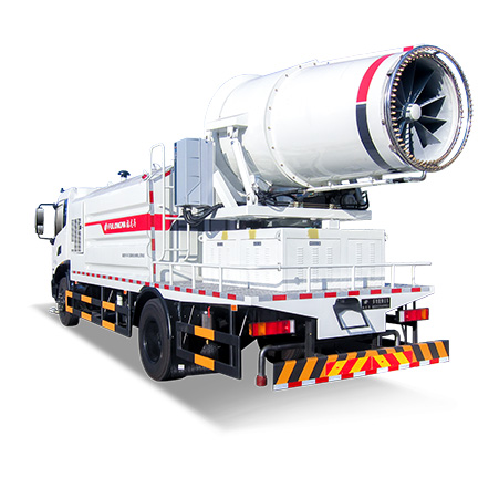 What is a multifunctional dust suppression vehicle? Introduction of FULONGMA Multifunctional Dust Suppression Vehicle