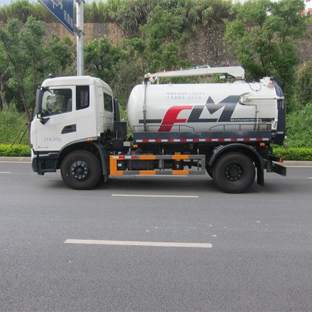 What is a sewage suction truck? FULONGMA sewage suction truck function introduction