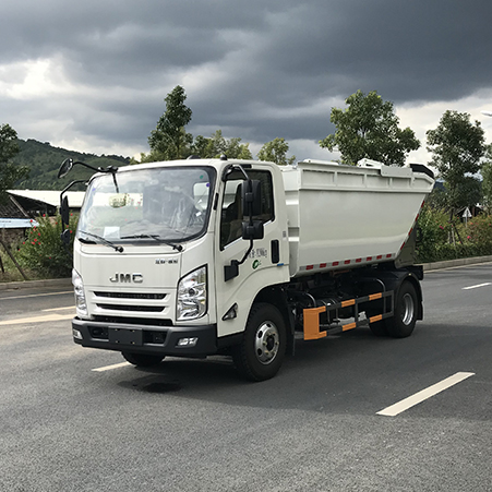 What is a self-loading garbage truck? Introduction to the advantages of FULONGMA self-loading garbage truck