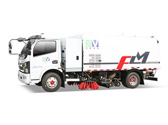 Electric Washing & Sweeping Truck - FLM5080TXSDTBEVL
