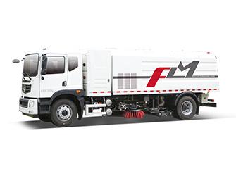 Electric Washing & Sweeping Truck - FLM5180TXSDTBEV