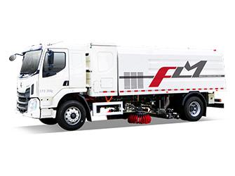 Electric Washing & Sweeping Truck - FLM5180TXSDLBEV
