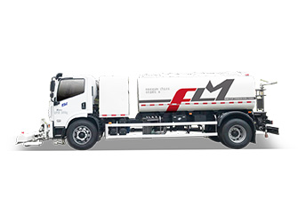 Electric High-pressure Cleaning Truck - FLM5180GQXNJBEV
