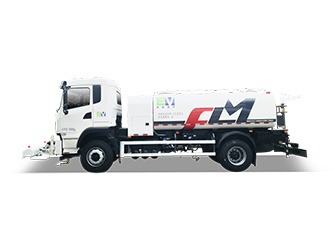 Electric High-pressure Cleaning Truck - FLM5180GQXBYBEV