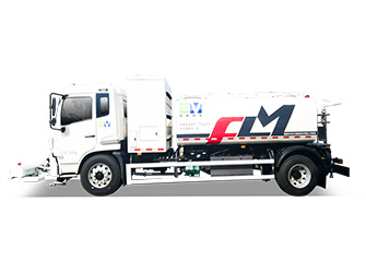 Electric High-pressure Cleaning Truck - FLM5182GQXDFBEV